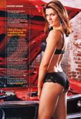 Courtney Hansen Here's one pic from the fhm Foto 1 (������ ������ ��� ���� �� ��� �� FHM ���� 1)