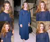 Brooke Shields credit original scanner/poster Foto 9 (���� ����� ��������� ������������ ������ / ������ ���� 9)